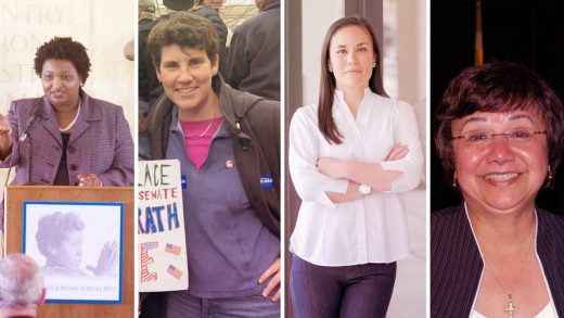 These Democratic women just won primaries in red states