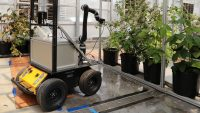 This robot could help pollinate crops if we kill all the bees