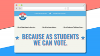 This site lets kids who can't vote have a voice on gun control