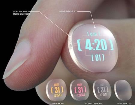 Timex Thumbnail Watch