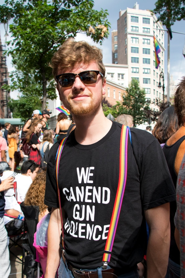 PHOTOS: NYC Pride March draws a defiant and resilient crowd | DeviceDaily.com