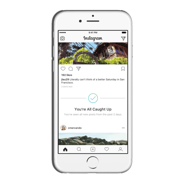 Even Instagram thinks you're spending too much time on Instagram | DeviceDaily.com