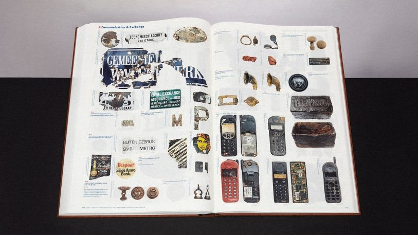 The history of a city, as told through its trash   DeviceDaily.com