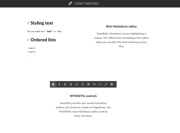 For focused writing, Markdown is your best friend | DeviceDaily.com