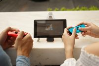 This USB-C dongle adds Bluetooth audio to the Nintendo Switch