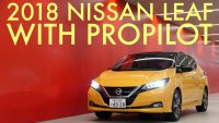 When will Nissan EVs drive themselves?