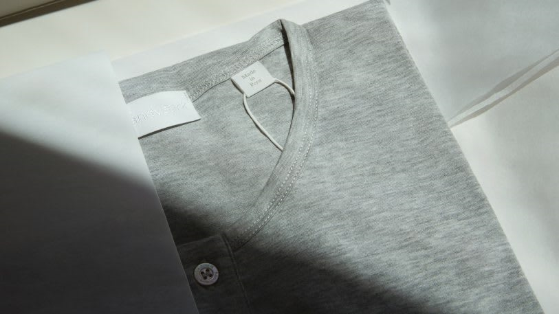 The secret t-shirt brand that dresses Peter Thiel, Satya Nadella,  and  Bob Iger | DeviceDaily.com