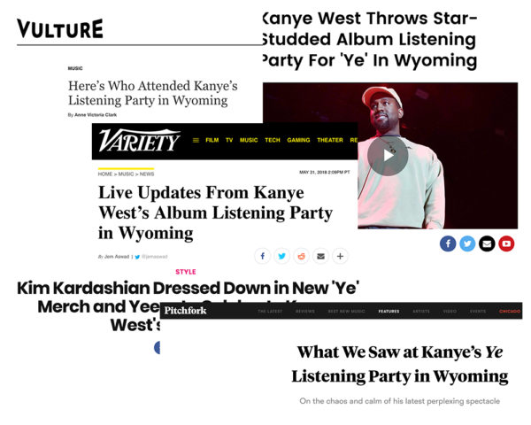 Why Kanye West is One of the Best B2B Video Marketers Ever | DeviceDaily.com