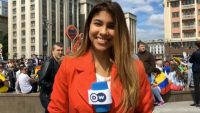 A woman sports reporter was sexually harassed at the World Cup. She's not alone