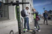 Alphabet invests in Lime's electric scooter service