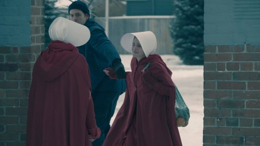 "America's slow, scary transformation into ""The Handmaid's Tale"""