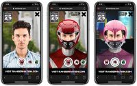 Augmented Reality Tapped for Power Rangers Ad Campaign