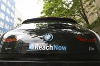 BMW launches a luxury ridesharing service in Seattle