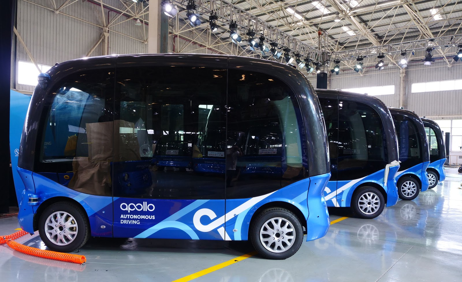 Baidu will deploy its self-driving buses in Japan | DeviceDaily.com