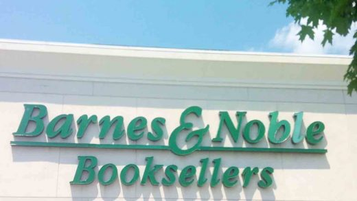 Barnes & Noble abruptly fires CEO Demos Parneros with no severance