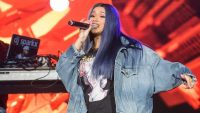 Cardi B is somehow the first female rapper with two No. 1 hits