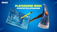 'Fortnite' gets a four-player Playground practice mode
