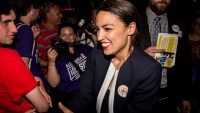 "How Alexandria Ocasio-Cortez, a 28-year-old Democratic Socialist, just pulled off ""the biggest upset of 2018"""