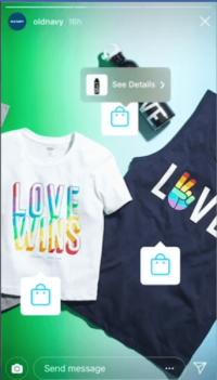 Instagram expands Collection ads & Shopping Bag icon for Stories to all brands