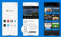 Microsoft Edge iOS beta offers handy visual search tool