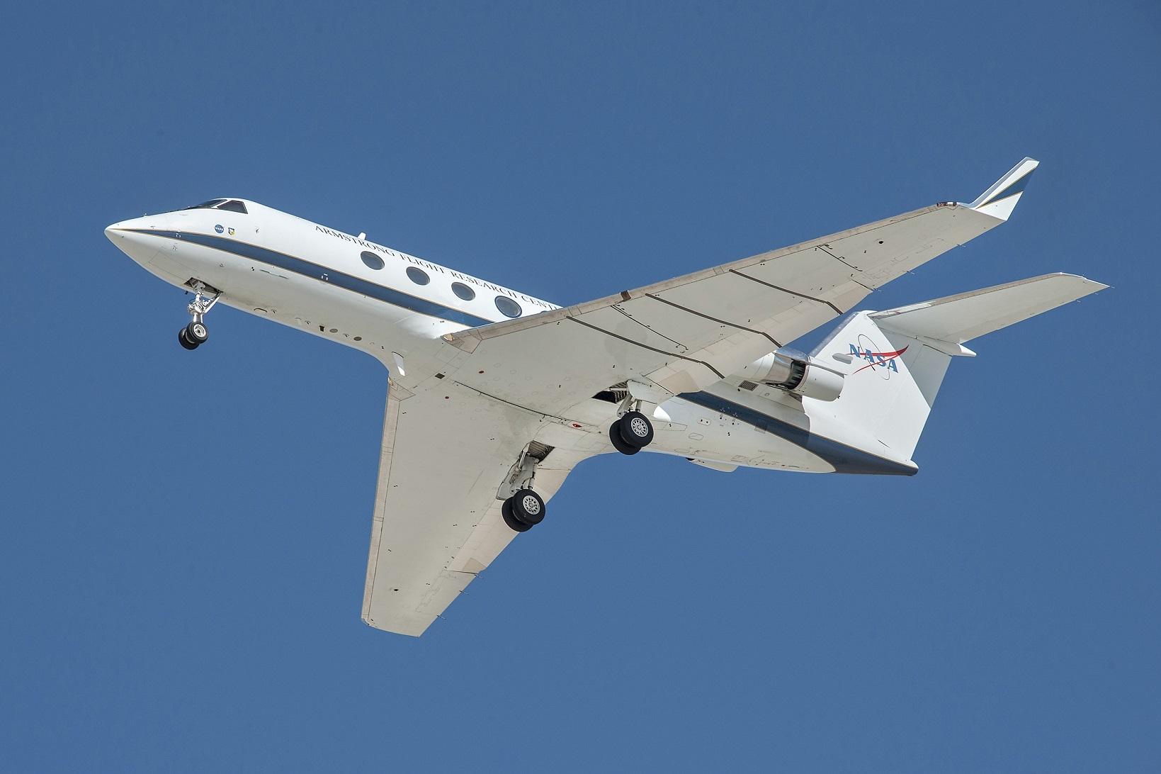 NASA's aircraft modifications make planes 70 percent quieter | DeviceDaily.com