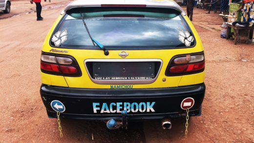 Need a cab in one of the world's most fragile countries? Call Facebook