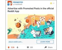 Reddit Adds Call-To-Action Button For Ads