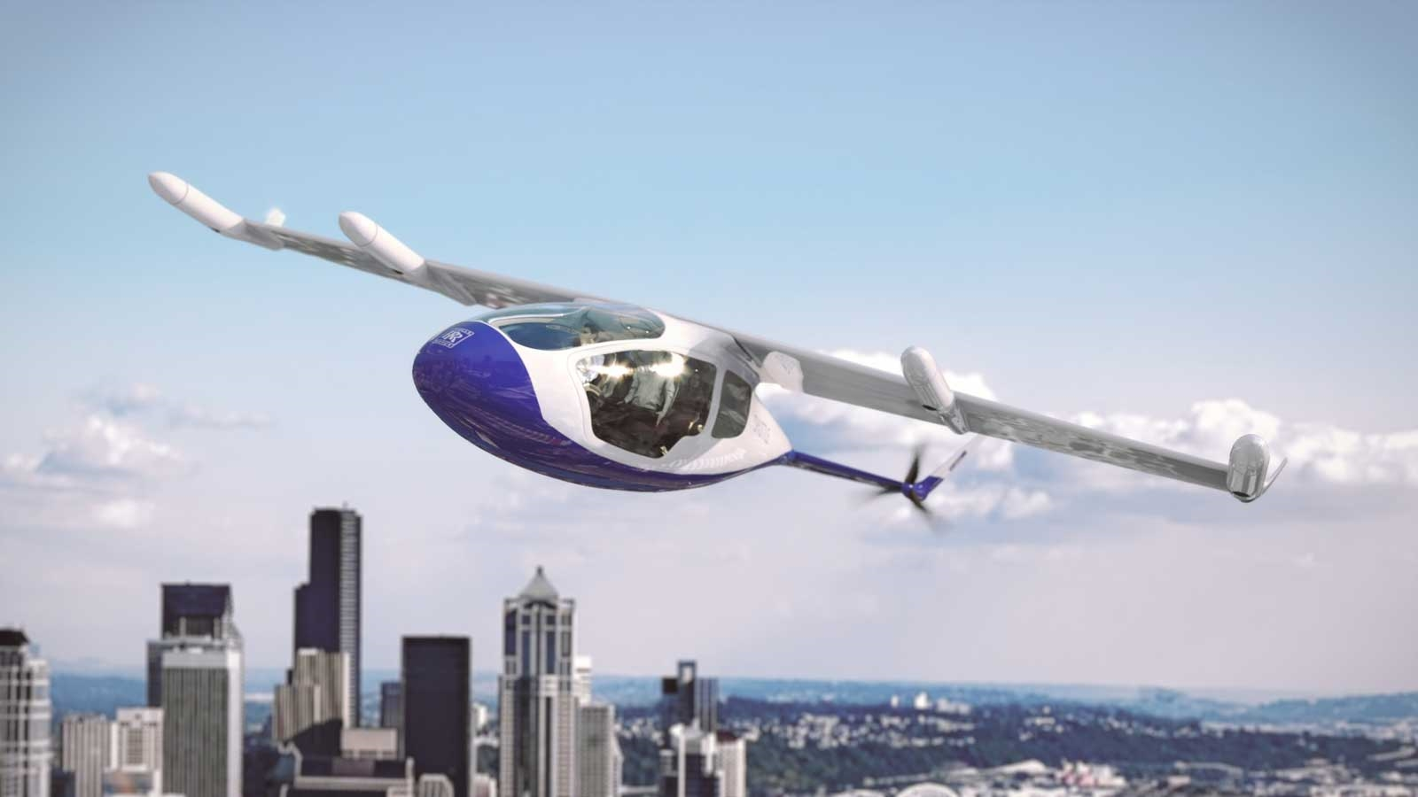 Rolls-Royce is the latest to develop a flying taxi | DeviceDaily.com