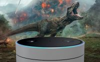 Smart Speakers Tapped For Interactive 'Jurassic World' Adventure