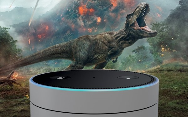 Smart Speakers Tapped For Interactive 'Jurassic World' Adventure | DeviceDaily.com