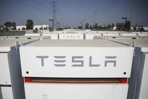 Tesla's next California energy storage project may be its largest yet