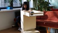 What if your coffee table was also a robot?