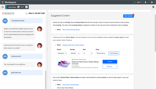 Genesys is offering the first 'fully integrated' use of Google Contact Center AI