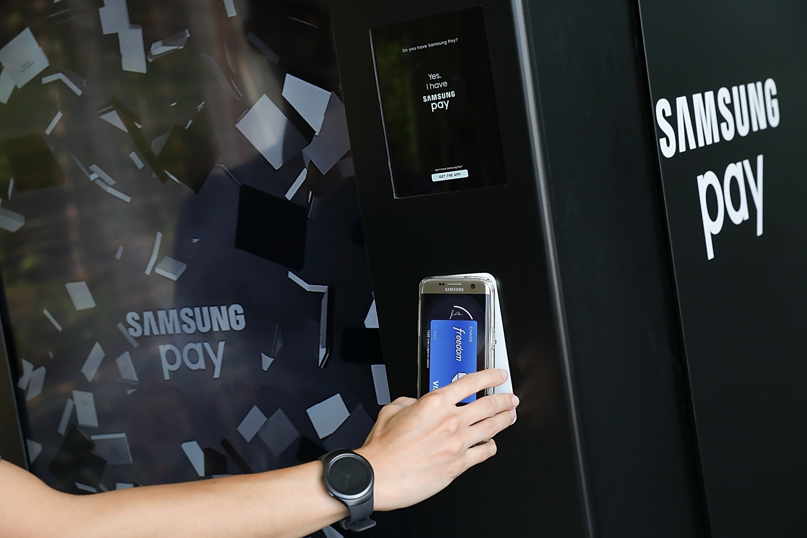 Chase links its payment app to Samsung Pay so you'll actually use it | DeviceDaily.com