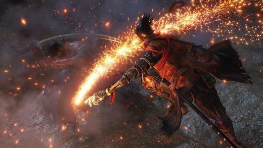 'Dark Souls' studio's 'Sekiro' arrives March 22nd, 2019