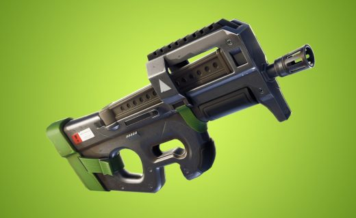 Epic quickly nerfs the new 'Fortnite' SMG after complaints