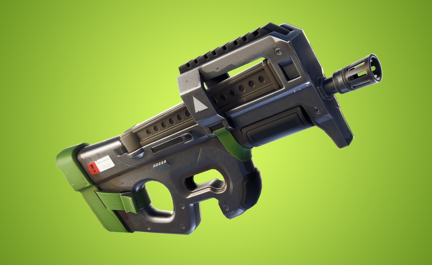 Epic quickly nerfs the new 'Fortnite' SMG after complaints | DeviceDaily.com