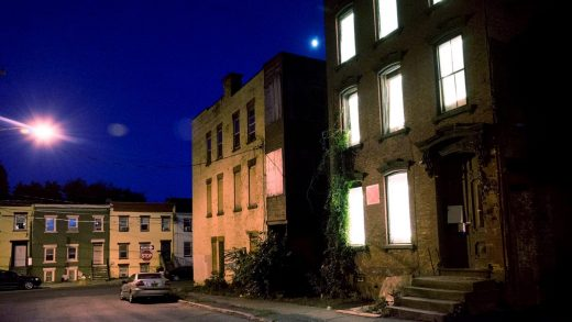 Giving new life to vacant buildings can boost struggling towns