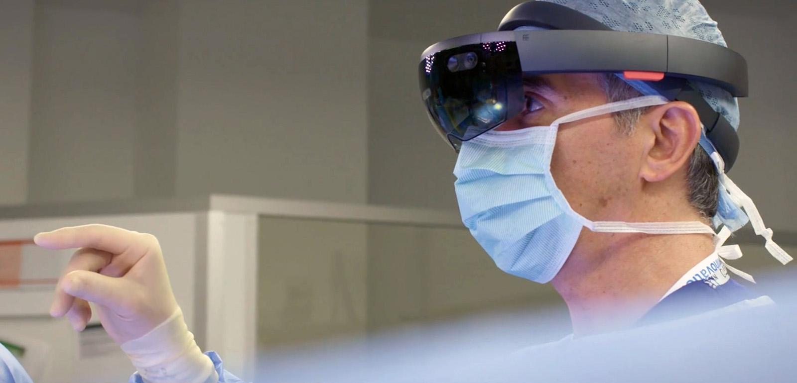 HoloLens will help a children's hospital perform critical surgeries | DeviceDaily.com