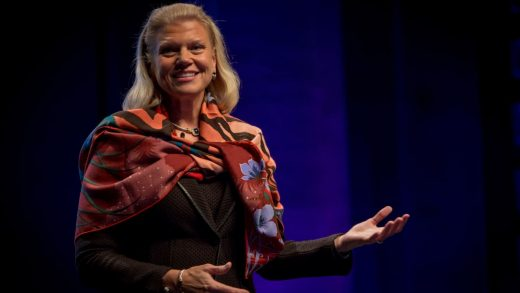 IBM's Rometty will keynote at CES, breaking an all-guy streak