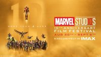 Marvel Studio's 10th anniversary movie festival is IMAX-only