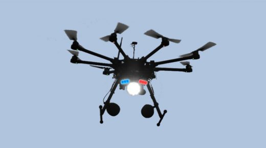 Moviemakers Tap Drones For Aerial Filming