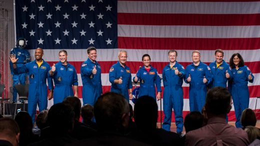 NASA names first commercial astronauts for SpaceX and Boeing flights