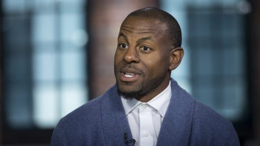 NBA star Andre Iguodala is turning more players into tech investors