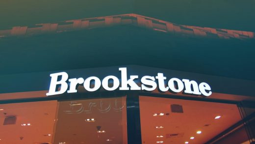 Once upon a time, Brookstone was surprisingly cool