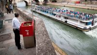 Paris redesigned the urinal, but the real problem is the urinators