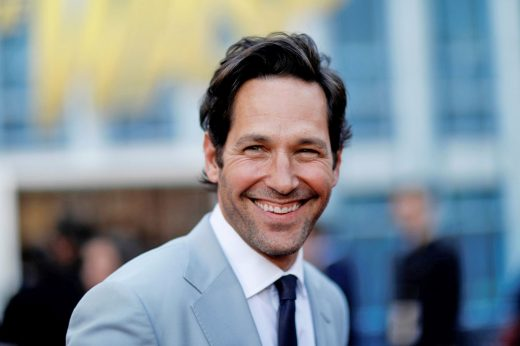 Paul Rudd will play dual roles in a new Netflix comedy series