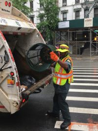 The quest to redesign NYC's garbage cans