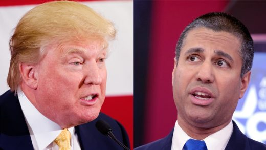 Trump is sore at FCC over concerns about Sinclair/Tribune deal