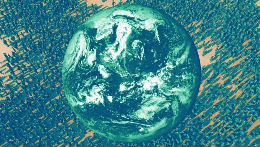 What if the Earth has enough resources for us all after all?